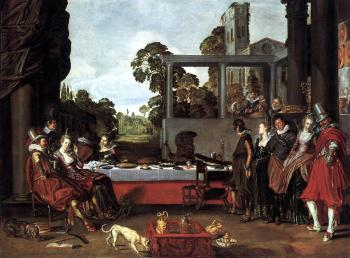 Banquet in the Open Air