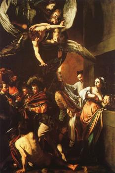 Caravaggio : The Seven Acts of Mercy