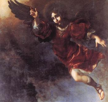 Carlo Dolci : The Guardian Angel