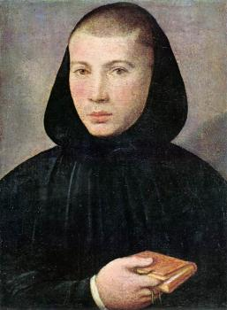 Portrait of a Young Benedictine