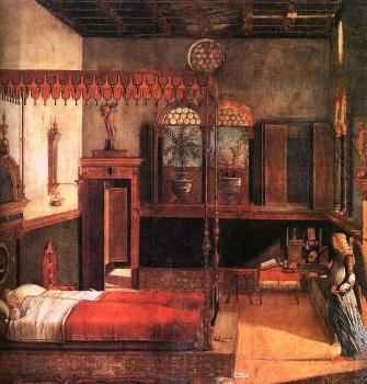 The Dream of St. Ursula