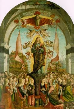The Apotheosis of St. Ursula