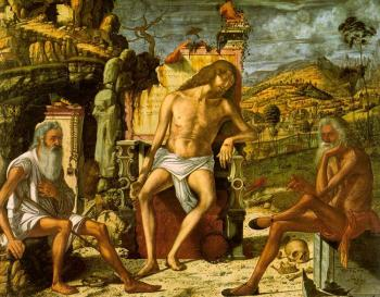 Carpaccio : Meditation on Christ's Passion