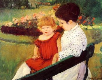 Mary Cassatt : In the Park