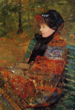 Mary Cassatt : Profile of Lydia Cassatt