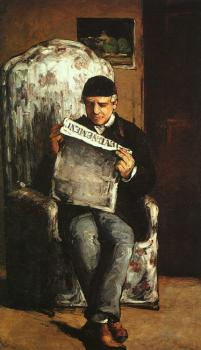 Paul Cezanne : The Artist's Father
