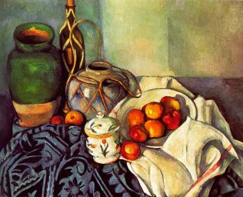 Paul Cezanne : Still Life