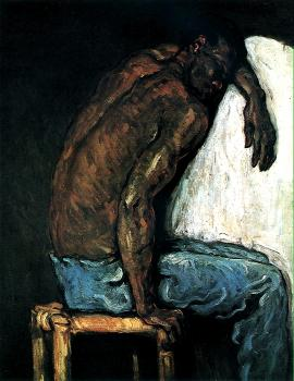 Paul Cezanne : Scipio, the Negro