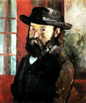 Cezanne, Paul - Self-Portrait