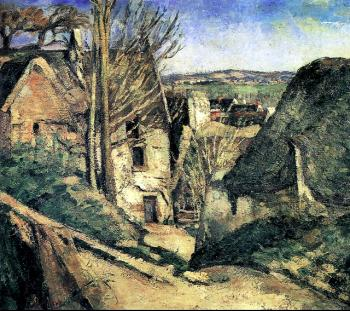 Cezanne, Paul - The Hanged Man's House