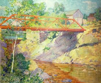 William Chadwick : The Orange Bridge