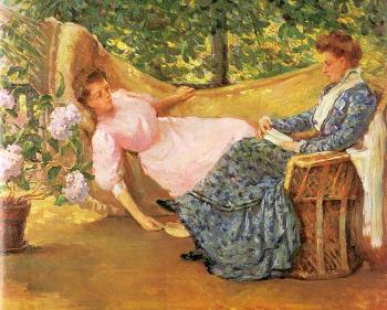William Chadwick : The Hammock