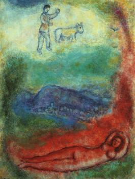 Marc Chagall : Rest