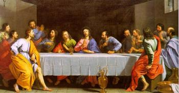Philippe De Champaigne : The Last Supper