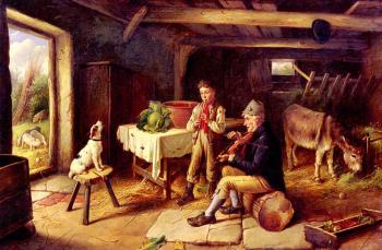 Charles Hunt : A Cottage Concert