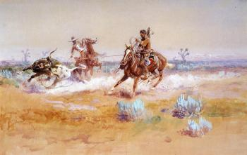 Charles Marion Russell : Mexico