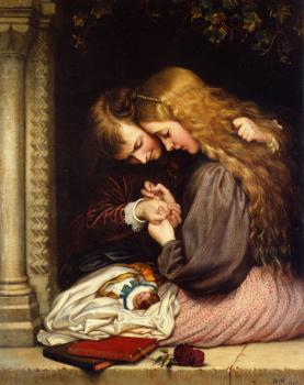 Charles West Cope : The Thorn