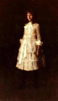 William Merritt Chase : Hattie