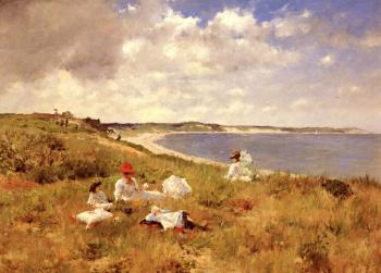 William Merritt Chase : Idle Hours