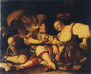 Christiaen Van Couwenbergh : The Prodigal Son