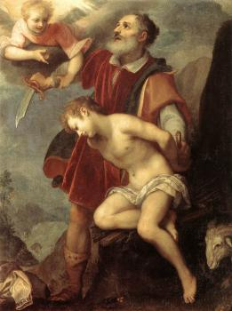 Cigoli : The Sacrifice of Isaac
