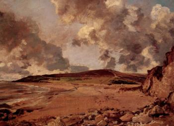 John Constable : Weymouth Bay