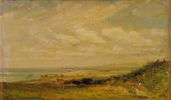 John Constable : Shoreham Bay
