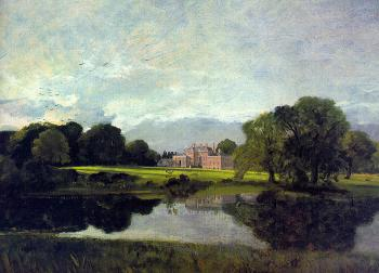 John Constable : Malvern Hall