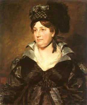 John Constable : Mrs. James Pulham, Sr. (Frances Amys)