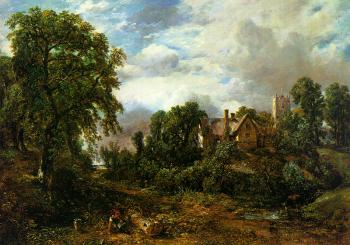 John Constable : The Glebe Farm