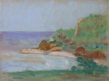 Constantin Artachino : Cliffs