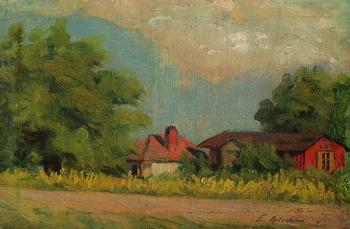 Constantin Artachino : House at the countryside