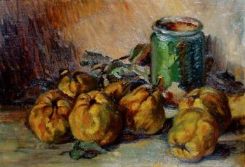 Constantin Artachino : still life