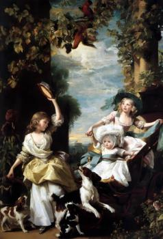 The Three Youngest Daughters of George