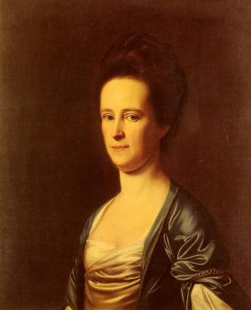 Mrs. Elizabeth Coffin Amory