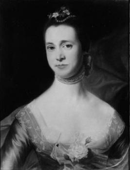 John Singleton Copley : Mrs. Edward Green (Mary Storer)