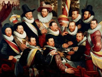 Banquet of the Officers of the Company of St George