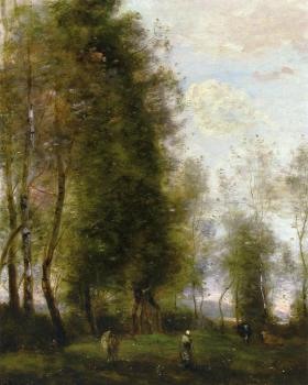 A Shady Resting Place (Le Dormoir)