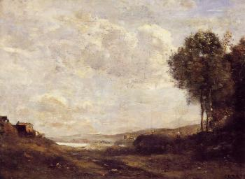 Landscape by the Lake