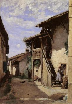 A Village Steeet, Dardagny