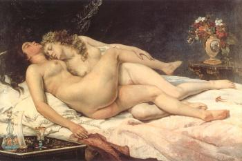 Gustave Courbet : The Sleepers
