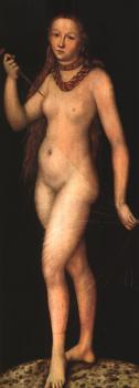 Lucas The Elder Cranach : Lucretia