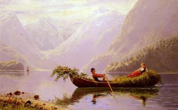 Hans Dahl : The Fjord