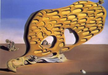 Salvador Dali : The Enigma of Desire-My Mother,My Mother,My Mother