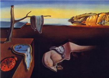 The Persistence of Memory(Soft Watches)