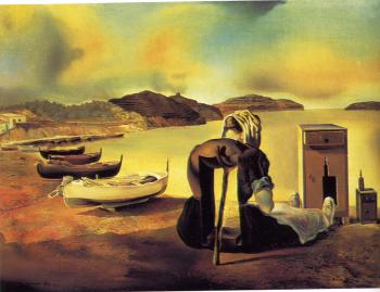 Salvador Dali : The Weaning of Furniture-Nutrition