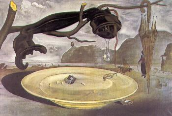 Salvador Dali : The Enigma of Hitler