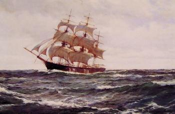 Montague Dawson : The Glorious Sea