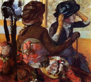 At the Milliner's II