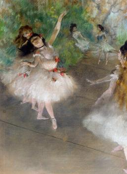 Edgar Degas : Dancers